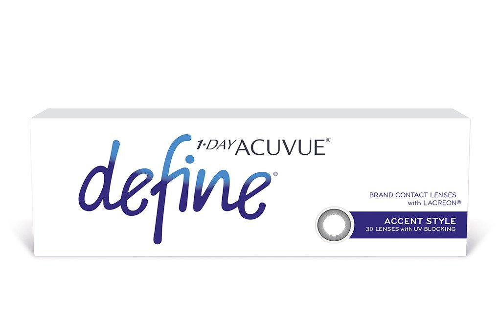 Acuvue Oasys Contacts >> 1-Day ACUVUE Define Radiant Sweet, Radiant Charm, Radiant Bright, Accent Style, Natural Shine ...