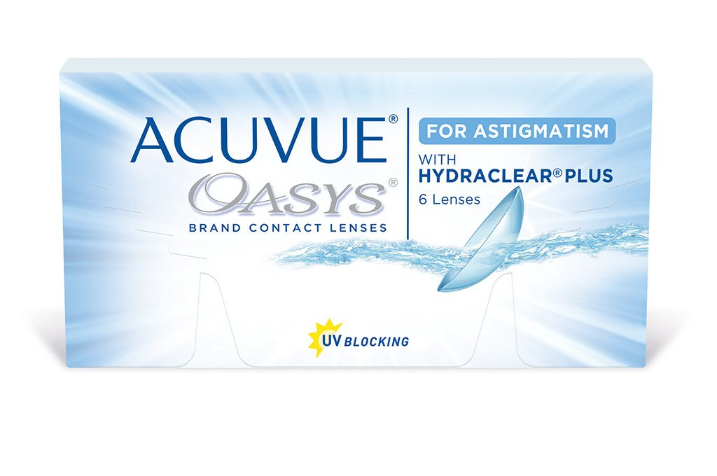Acuvue Oasys For Astigmatism 6 Pack Contactsdaily